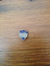 AFGE American Federation Government Employees AFL-CIO Union Shield Small Tie Pin