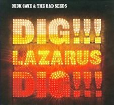 Dig, Lazarus, Dig!!! by Nick Cave/Nick Cave & the Bad Seeds - Mute, 2008