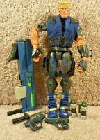 2005 Hasbro GI Joe Sigma 6 Duke (v1) Operations Commander Action Figure