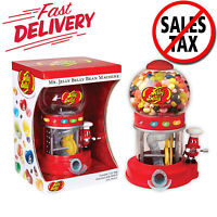 Jelly Belly Mr. Jelly Belly Bean Machine Candy Vending Dispenser + 1 oz Sample