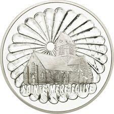 [#494447] Monnaie, France, Sainte-Mère-Eglise, 100 Francs, 1994, ESSAI, FDC