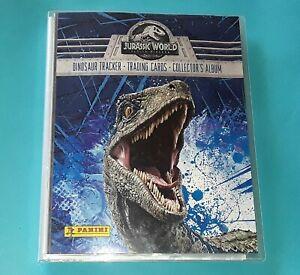 2020 Panini Jurassic World sticker series - 25 sticker bolsas trading cards
