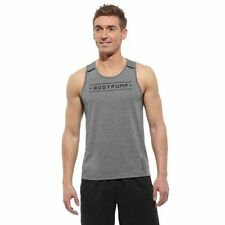 Reebok Activewear Vests for Men with Breathable