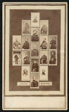 Civil War CDV by E. and H. T. Anthony Union Martyrs