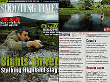 Shooting Times and Country Magazine June 2006 - Focus on Scotland