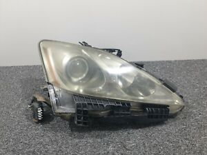 2006 LEXUS IS220D 4DR SALOON RIGHT DRIVER SIDE FRONT HEADLIGHT
