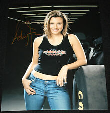 Ashley Force 8 x 10, Force Racing, Ford Mustang, NHRA, COA