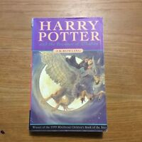 HARRY POTTER and the Prisoner of Azkaban By J. K. Rowling (1999) paperback