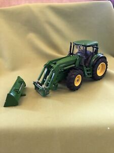 Siku Farm John Deere 6820 Damaged. Spares Or Repair 1/32