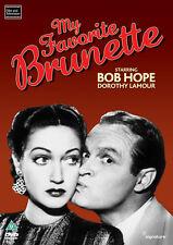 My Favorite Brunette (featuring Bob Hope & Dorothy Lamour) DVD