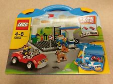 Lego Part No. 10659 For Young Builders, Container Only, Opened