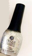 NEW FingerPaints Nail polish COPY CAT Finger Paints Silver Hex Glitter Gold Shim