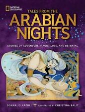 Tales from the Arabian Nights : Stories of Adventure, Magic, Love, and...