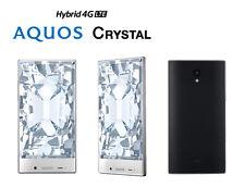 SOFTBANK SHARP AQUOS CRYSTAL 305SH ANDROID UNLOCKED SMARTPHONE JAPAN BLACK NEW