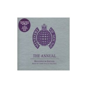 Judge Jules - Ministry of Sound - The Annual 1999 [Limi... - Judge Jules CD C9VG
