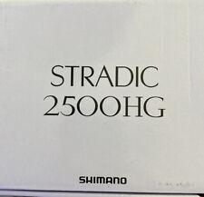 Shimano STRADIC FL ST2500HGFL Spinning Fishing Reel (NEW)