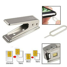 Tool Smart Phone Metal Adapters SIM Card Cutter Standard To Nano for IPhone5/5s
