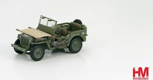 Hobby Master 101st Airborne Willys Jeep - 1/48 scale - NIB