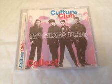 "Culture Club - 12"" Mixes Plus CD (1998) Boy George 1980s Pop"
