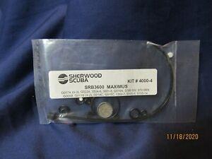 NEW Sherwood REGULATOR SERVICE KIT for MAXIMUS - P/N 4000-4