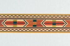 Beautiful Egyptian Buffard Frères Marquetry Banding Strips (Inlay-41)