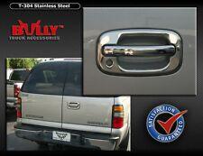 SS Cargo Door Handle Cover GMC Yukon & Yukon XL 00-06