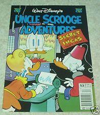 Walt Disney's UncleScrooge Adventures 53, NM- (9.2)