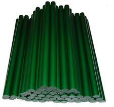 Heisskleber Schmelzkleber grün 1kg  ca. 50 Klebesticks ca. 200 x 11,3mm DIY