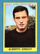 CALCIATORI PANINI 1966-67 - Figurina-Sticker - GINULFI - ROMA -Recuperata