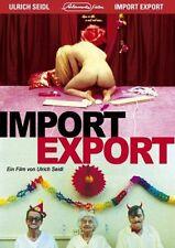 Import Export - Ulrich Seidl DVD NEU + OVP!