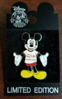 Walt Disney Pin 2009 Mickey Mouse Design A Tee Opening