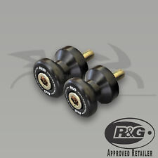 CR0001BK | R&G Racing Paddock Stand Bobbins for Most Hondas & Suzukis | M8x1.25