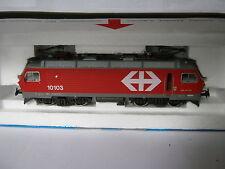 Märklin HO 3328 Elektro Lok Re 4/4 BtrNr 10103 SBB (RG/RH/005-58S8/4)