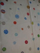 75cm HARLEQUIN Little Gems Jems cotton curtain fabric remnant