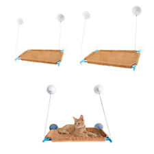 44 lbs Suction Cup Cat Window Bed Pet Hammock Hanging Shelf Seat Kitty Furniture