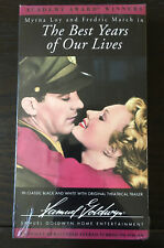 The Best Years Of Our Lives (Vhs, 1946) New!