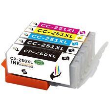 5 PGI-250XL CLI-251XL Ink Cartridge For Canon pixma MG5520 MG5422 MG5620 Printer