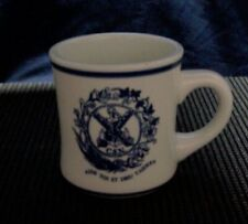 TWO NEW CONFEDERATE STATES NAVY COFFEE MUG.......