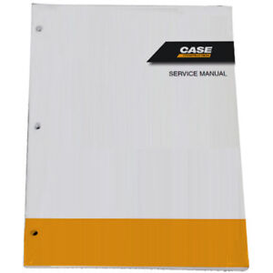 CASE CX160B Excavator Service Repair Shop Manual - Part # 87637607