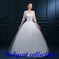 Brautkleid Hochzeitskleid Spitze Kleid für Braut von Babycat collection BC680