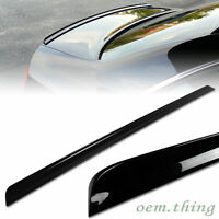 Painted Fit FOR Mercedes benz W209 CLK class 2DR Rear Trunk Lip Spoiler 08 #040