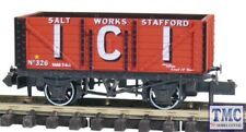 NR-P102A Peco N Coal, 7 plank, I.C.ISalt Works, red, No.326