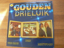 LP RECORD VINYL GOUDEN DRIELUIK THE CATS, BZN EN MAYWOODMFP 1984