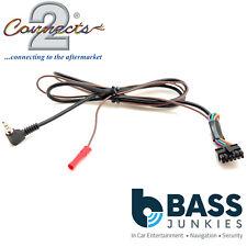 UNIVERSAL Car Stereo Radio Steering Wheel Stalk Adaptor Patch Lead CTMULTILEAD