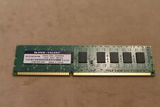 SuperTalent DDR3-1333 4GB ECC DRAM - Free shipping