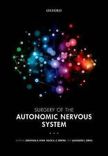 Surgery of the Autonomic Nervous System, High-Level Reference/Text, Hardback