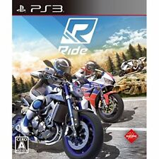Used PS3 RIDE Motorbike Racing Game Playstation 3 Japan Import