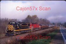Original slide- WNYP C430 #430, PRR E8As, AMTK GEs & Special Pt.Allegheny,PA.