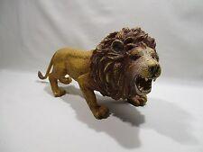 JEU JOUET FIGURINE ANIMALIERE LION MARQUE T.M 1994