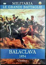 Balaclava 1854 Dvd Militaria Le Grandi Battaglie